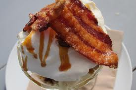 """Is the """"bacon sundae"""" the next best thing in fast food?  We don't think so!"""